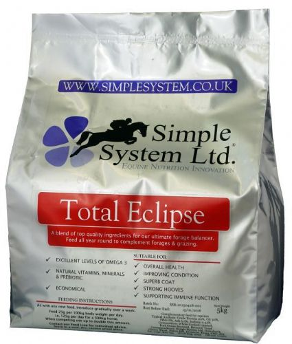 Simple System - Total Eclipse